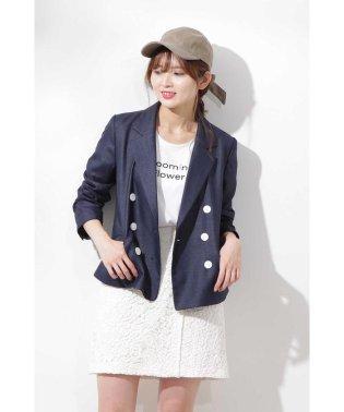 ◆ブルーミングフラワーTシャツ