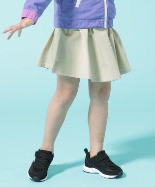 【coen キッズ / ジュニア】ツイルスカパン19SS(ストレッチ入り)/キュロットスカート/スカッツ(100~150cm)