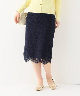 MARILYN MOON Aラインレーススカート