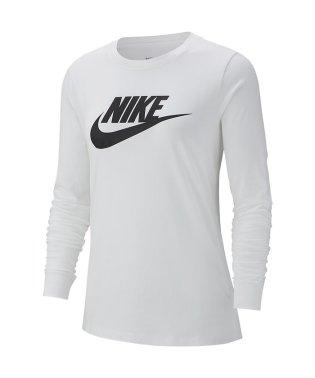 ナイキ/レディス/ナイキ ウィメンズ エッセンシャル アイコン フューチュラ L/S Tシャツ