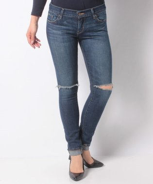 711 ASIA FIT SELVEDGE LIGHTS ON