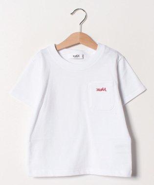 ポケットロゴハンソデTシャツ