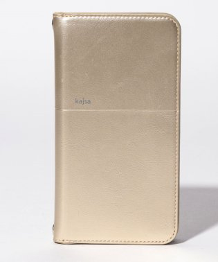 〈Kajsa/カイサ〉iPhone 8Plus/7Plus/6Plus/6S Plus Luxe Folio Case/ リュクス フォリオ ケース