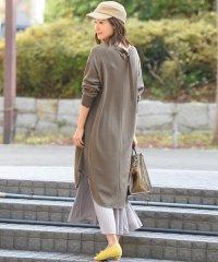 ★【洗濯機OK】サーマルワンピース×アコーディオンスカート セット
