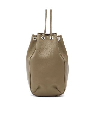hobo ホーボー Shrink Leather Drawstring Bag 巾着バッグ HB-BG2908