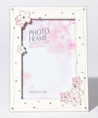 桜フォトフレーム