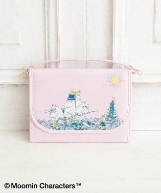 Moomin×Afternoon Tea/母子手帳ケース