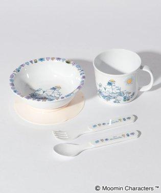 Moomin×Afternoon Tea/お食事セット(ベビー用)