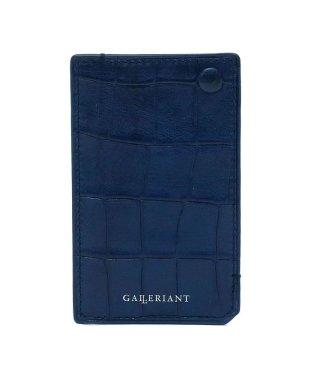 【正規取扱店】ガレリアント パスケース GALLERIANT カードケース CONTRASTO コントラスト 本革 限定 GLT-1300