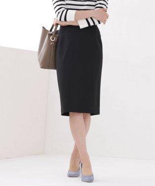 Aperi/ワイドベルトタイトスカート