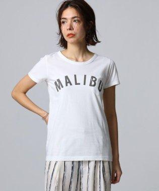 【洗える】ロゴポケットコットンTシャツ