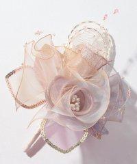 【結婚式・お呼ばれ・セレモニー】フォーマルコサージュ