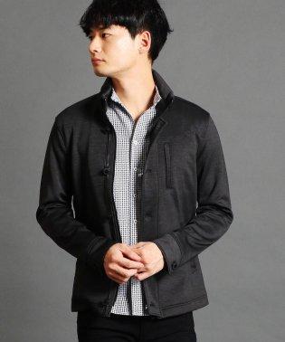 スタンドカラーカットジャケット