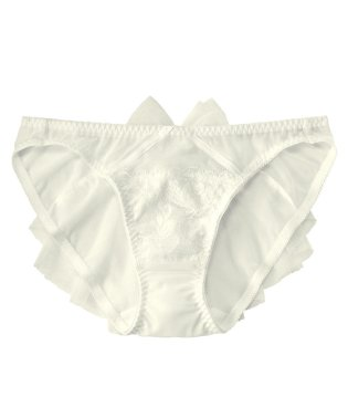 Back Frilly Tulle プレーンショーツ (aimerfeel)