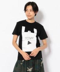 and wander/アンドワンダー TCNM vinalbag T by toconoma/TCNM バイナルバッグTシャツ by トコノマ