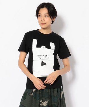 and wander/アンドワンダー TCNM vinalbag T by toconoma/TCNM バイナルバッグTシャツ by トコノマ