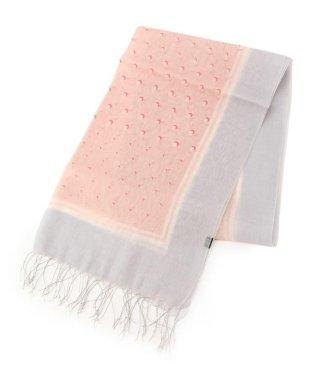 UVカット ドットシルクスカーフ