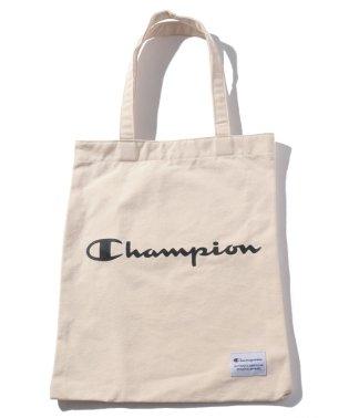 【Champion】キャンバストートバッグスクリプトロゴ