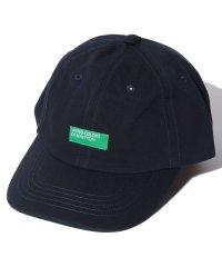 【UNITED COLORS OF BENETTON】ベネトン ツイルローキャップ 帽子