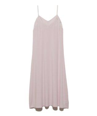 モダールサテンキャミドレス