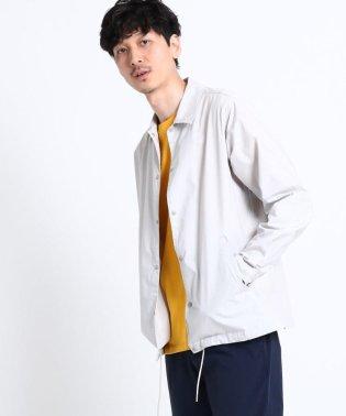 【WEB限定】タイプライターコーチジャケット