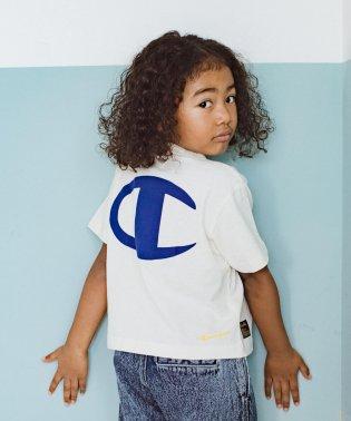 【Champion×RADCHAP】プリント半袖Tシャツ(90~140cm)