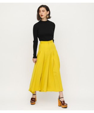 WIDE PLEATS CIRCULAR PT