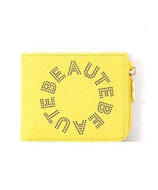 サークルロゴ二つ折り財布