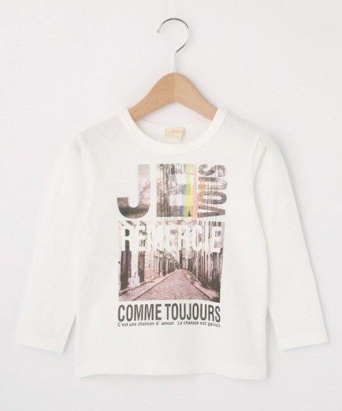 199464855dea0 セール  90-150cm フォトTシャツ|ハッシュアッシュキッズ(HusHusH ...
