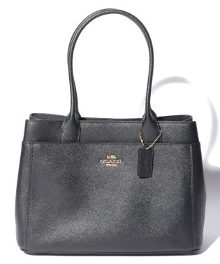 COACH OUTLET F31474 IMBLK トートバッグ