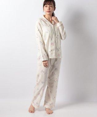 トラベルプリント柄パジャマセット