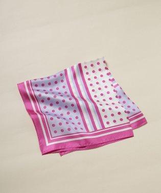 Le Vernis/ドットラインスカーフ