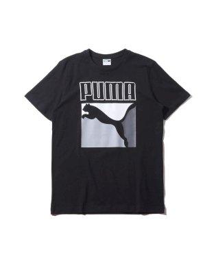 プーマ クラシックス ボックス ロゴ ティーシャツ