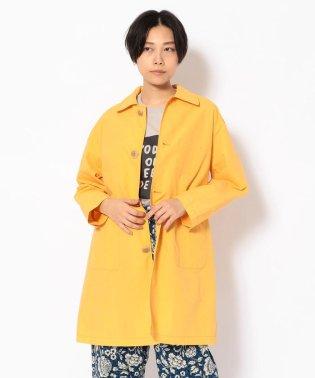 【FUDGE 4月号掲載】MANASTASH/マナスタッシュ RIVER COAT リバーコート