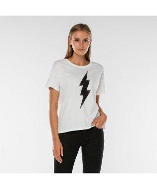 オーセンティックグラフィックTシャツ-LIGHTNING