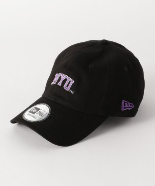 <NEW ERA> 9THIRTY NYU BLACK/キャップ