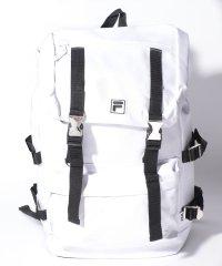 【FILA】フィラ メタルフラップバックパック