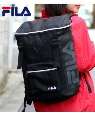 【FILA】フィラ サイドロゴボックスバックパック