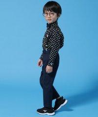 【オケージョンにも対応・coen キッズ / ジュニア】ストレッチチノアンクルパンツ(100~150cm)