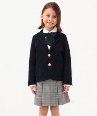 SHIPS KIDS:ポンチ メタルボタン ジャケット(100~130cm)