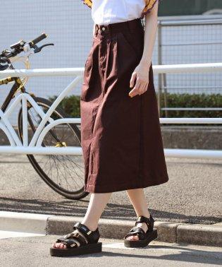 【WEB限定】Lee / タック スカート