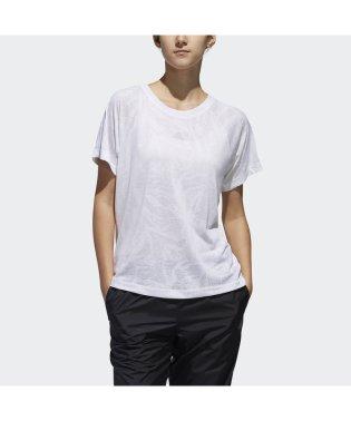 アディダス/レディス/W M4T バーンアウトTシャツ