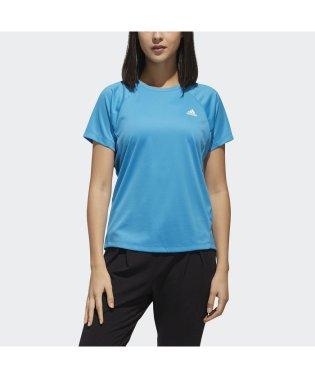 アディダス/レディス/W 定番ロゴワンポイント半袖Tシャツ