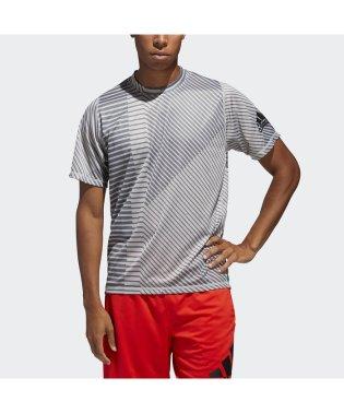 アディダス/メンズ/M4T STRONG ストレッチウーブンキカガクグラフィックTシャツ