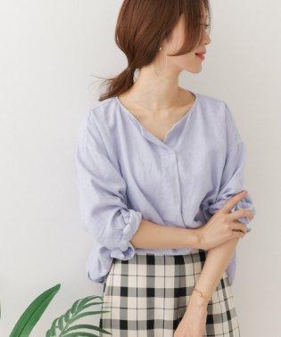 【予約】ハードマンズリネンバックタックプルオーバー