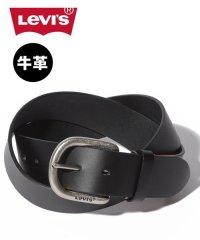 【Levi's】リーバイス 帆型バックル レザーベルト