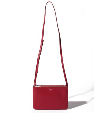 【CELINE】ショルダーバッグ/TRIO SMALL【RED】