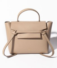 【CELINE】2WAYハンドバッグ/MICRO BELT BAG【LIGHT TAUPE】
