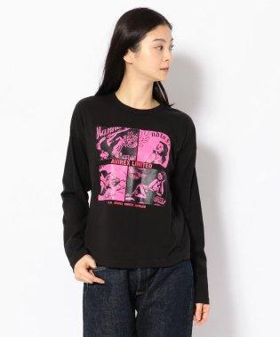 【直営店限定】カラーノーズアート Tシャツ/COLOR NOES ART T-SHIRT