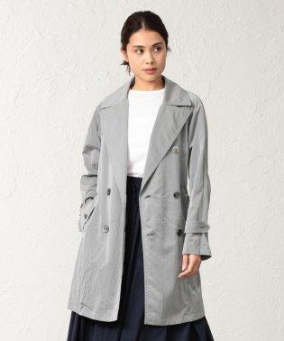 <Spring Coat>ナイロンワッシャーライトコート